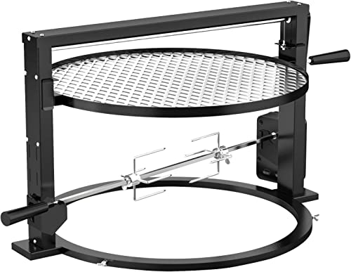 Only fire Santa-maria Style Grill Rotisserie System