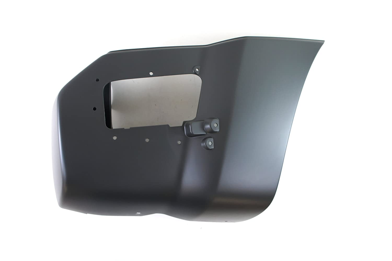 Genuine Nissan Parts H5024-EA00A Passenger Side Rear Bumper Extension Outer