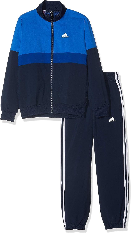 adidas Jungen Yb Ts Wv Trainingsanzug