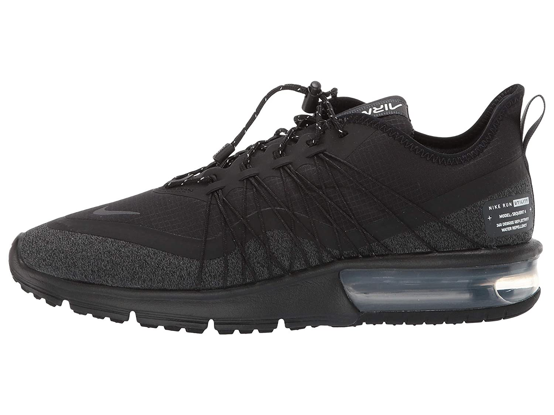 Amazon.com | Nike WMNS Air Max Sequent 4 Utility Womens Av5356-002 | Road Running