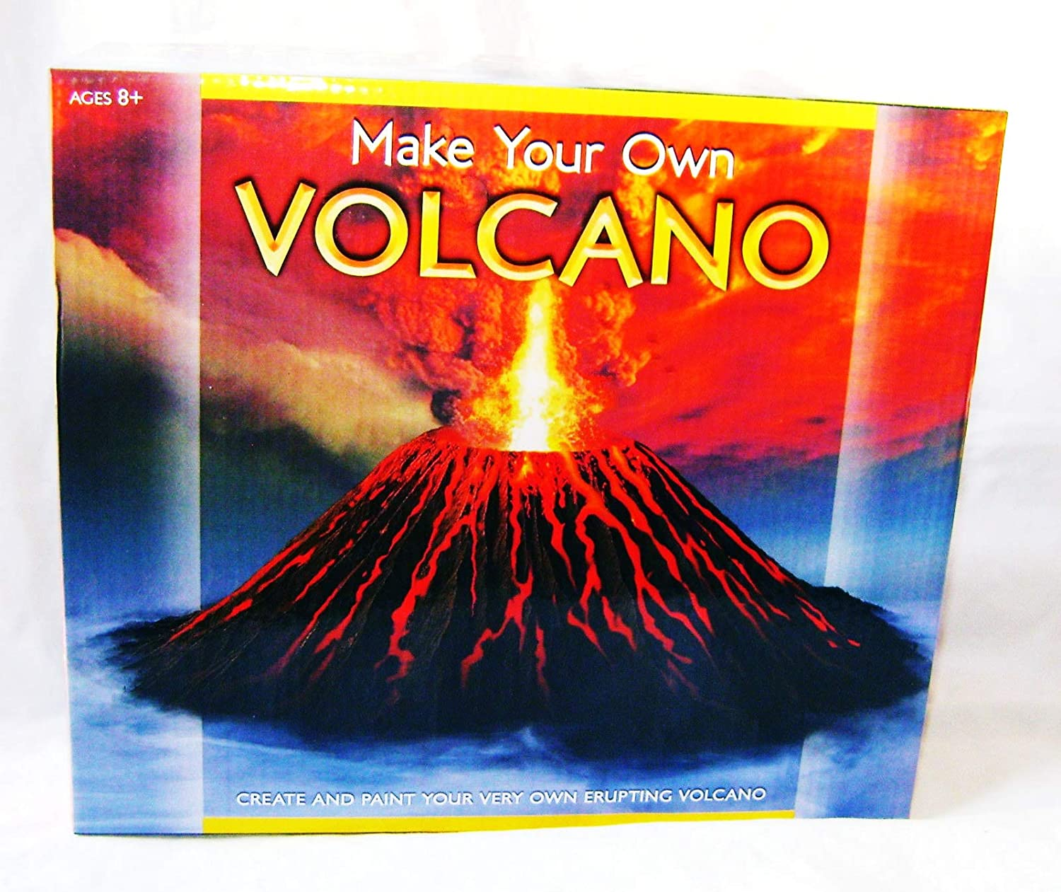 Create your own ~ VOLCANO ~ create your own Eruption