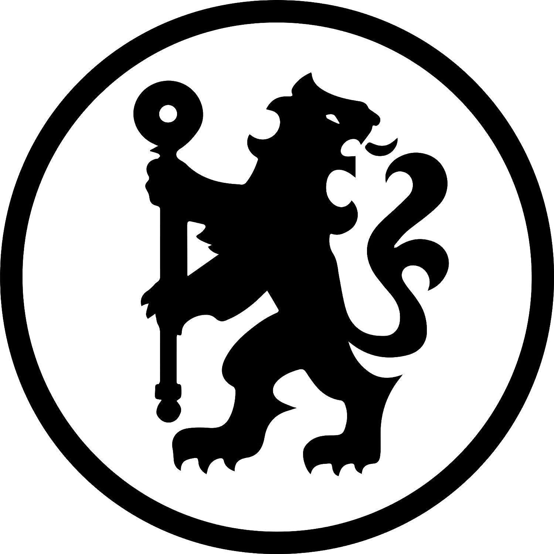 Chelsea Fc Logo Stencil
