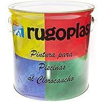 Rugoplast - Pintura Piscinas al Clorocaucho , Blanco