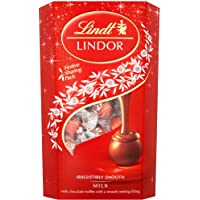 Lindt Lindor Leche Chocolate Trufas 600g