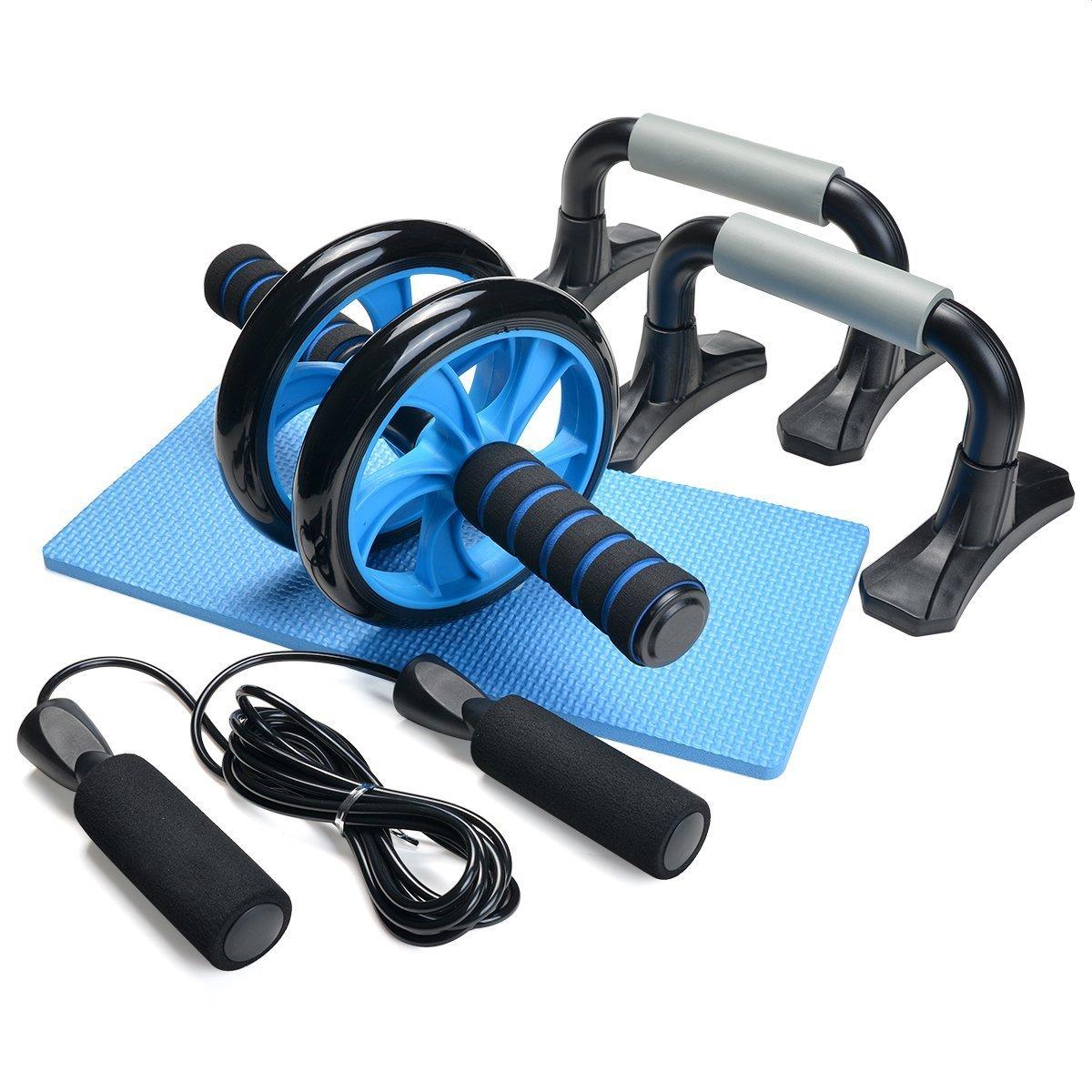 Odoland Wheel Roller Push Up Jump Image 1