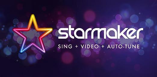 Amazon com: StarMaker: Sing + Video + Auto-Tune: Appstore