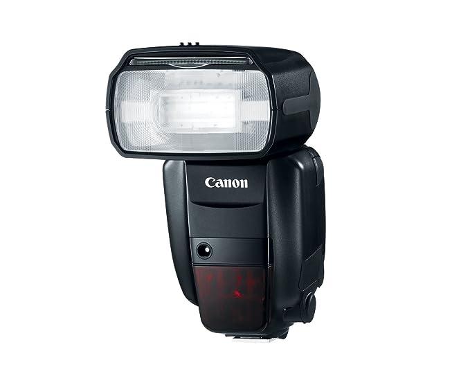 Canon 600EX-RT Speedlite Flash