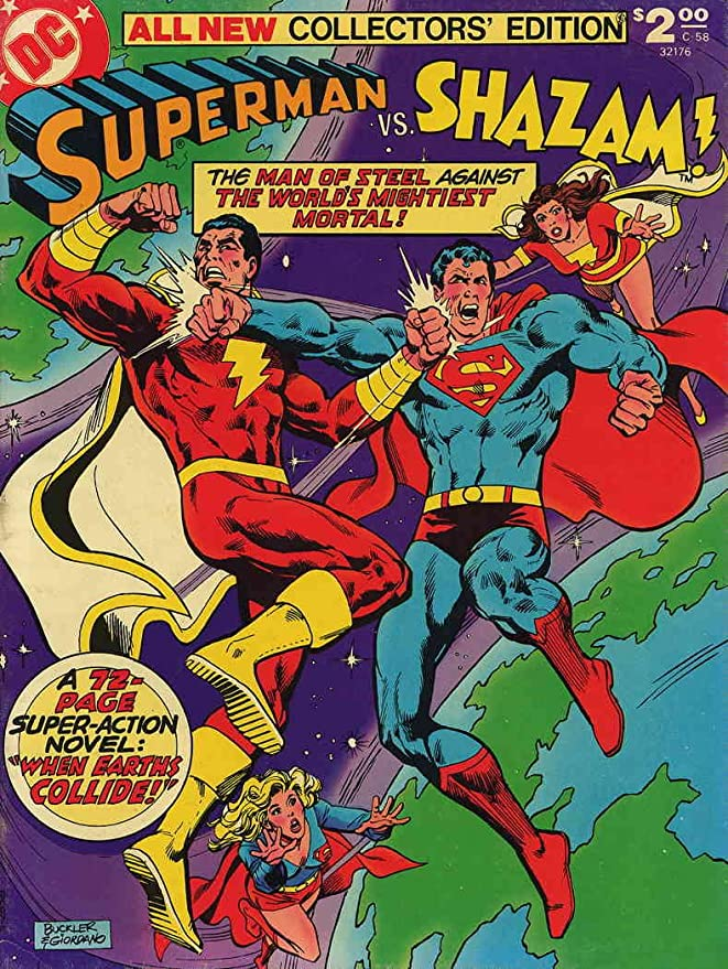 Amazon.com: All New Collectors Edition #58 FN ; DC comic ...