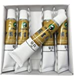 Marie's Big Size Chinese Painting Color Tubes Watercolor Drawing 12ml5pcs Titanium White