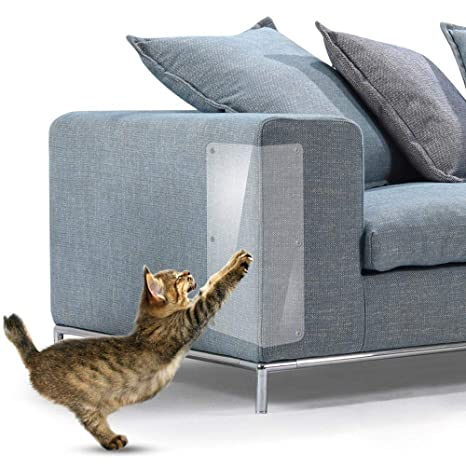 Amazon.com : AOLVO Couch Guard, 2 PCS Cat Furniture ...