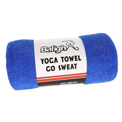 Toalla de Yoga caliente toalla de Yoga antideslizante toalla de Yoga (173 x 61 cm