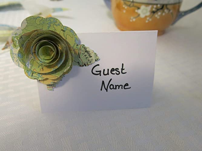 escort cards theme Travel