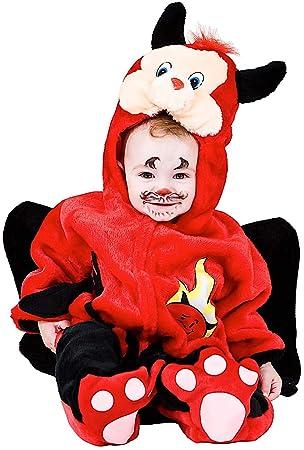VENEZIANO Disfraz Sweet Diablo Vestido Fiesta de Carnaval Fancy ...