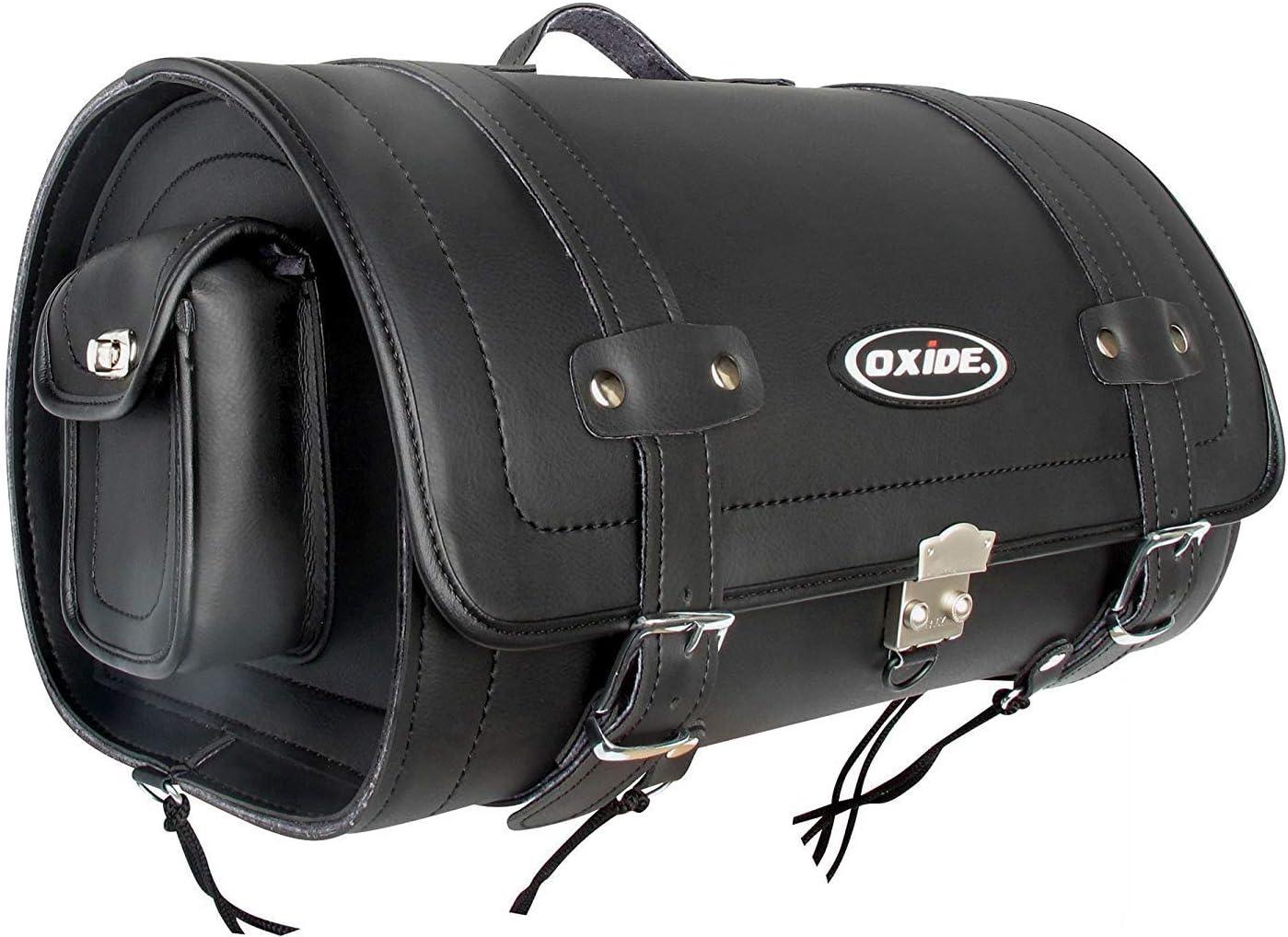 Oxide - Bolsa de Viaje de Rollo de Cuero tek Premium de 40L