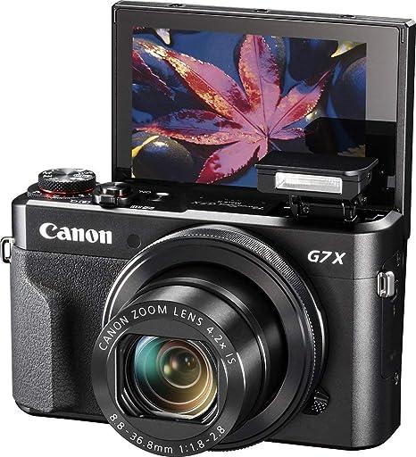 Canon G7 X Mark II product image 11