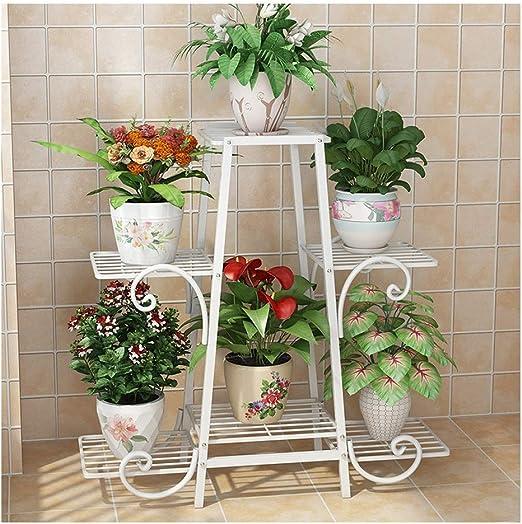 Estanterias jardin Flower Stand-Multi-Layer Indoor Home Balcón ...