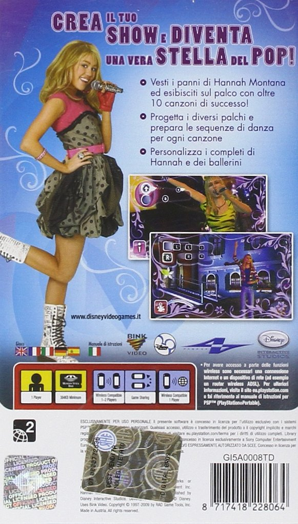 canzone sony psp