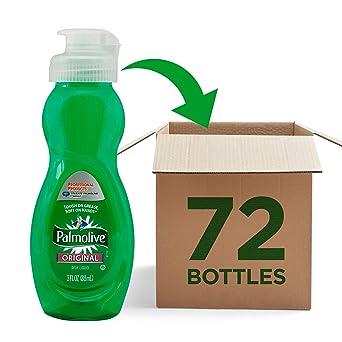 Palmolive detergente lavavajillas líquido: Amazon.es: Hogar