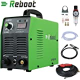 Reboot Plasma Cutter 35Amps DC 220V Portable Metal Cutter 2/5 Inch Clean Cut Inverter