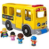 Fisher-Price Little People Big Yellow School Bus, Multicolor