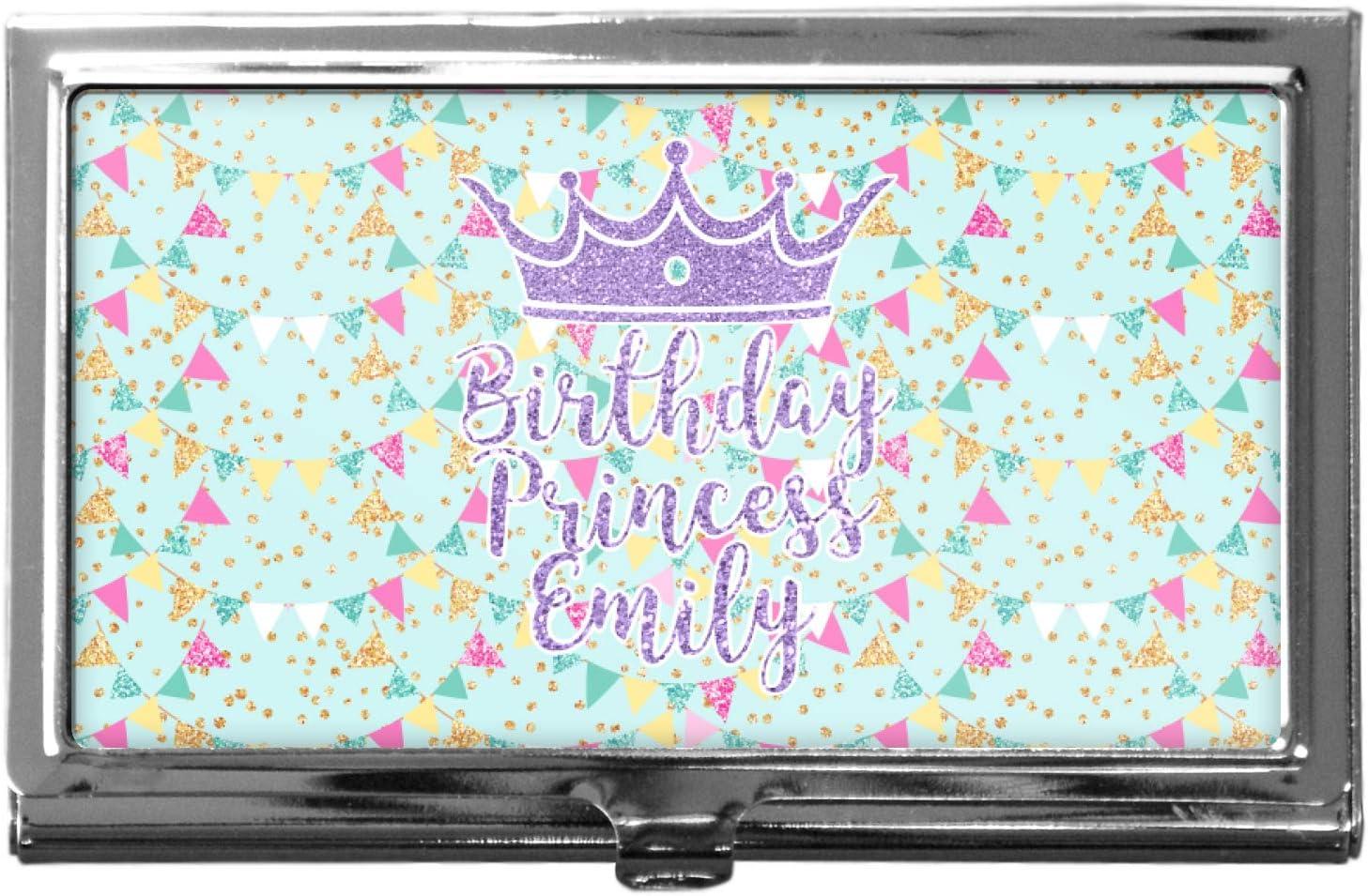 Princess Business Card Case