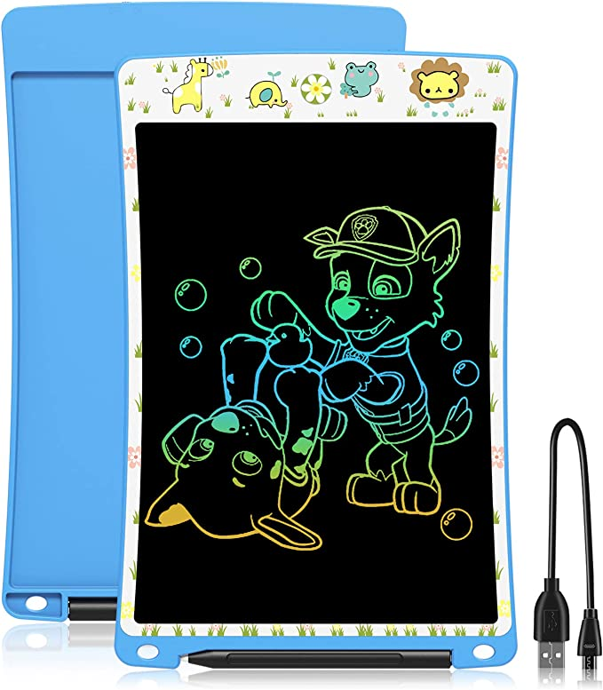 Adoeve 8.5 inch LCD Writing Tablet Drawing Board Electronic Notepad Writing Pad Graphics Tablets
