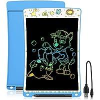 WOBEECO Tableta de Escritura LCD 10 Pulgadas Recargable| Tablet para niños | Ideal como Pizarra Digital para Aprender a…