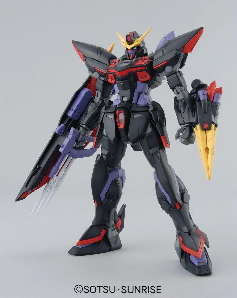 Bandai Hobby Blitz Gundam 1/100, Master Grade by Bandai Hobby (Image #2)
