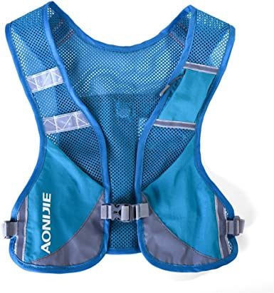 AONIJIE Outdoor Hydration Pack Running Vest Pack Water Bladder Bag for Outdoor