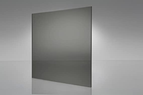 "Tinted Smoked Lexan Sheet 1//8/"" x 32/"" x 24/"" Solar Gray color #130 Polycarbonate"