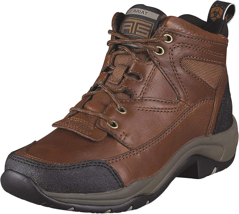 Ariat Women's Hiking Boot, Cordovan, 8