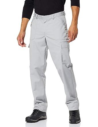 Bp 1680 558 Pantalones De Trabajo Unisex De Tejido Mixto Resistente Color Gris Claro Talla M Amazon Es Industria Empresas Y Ciencia