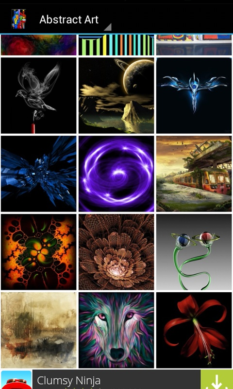 Amazon.com: Amazing Abstract Art HD Wallpaper: Appstore for ...
