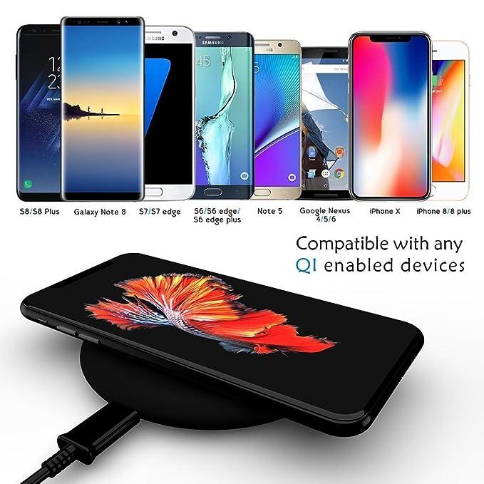 Handy-zubehör Handys & Telekommunikation Nillkin Magiccube Schnelle Lade Tragbare Qi Drahtlose Ladegerät Für Samsung Hinweis 9 8 S9 Plus Für Iphone X Xr Xs Max Drahtlose Ladegerät