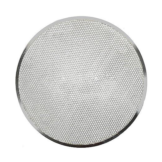Pizza de aluminio antiadherente para horno de 6 a 14 pulgadas ...
