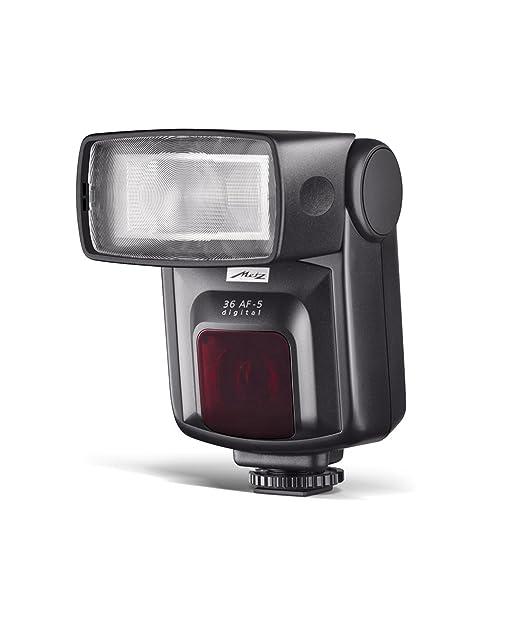 21 opinioni per Metz Mecablitz 36 AF-5 Digital Flash per Nikon, Modo i-TTL, Aggiornabile via