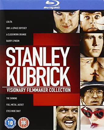 Stanley Kubrick Collection (1960-1999) 9 BD + Bonus  Bluray 1080p AVC Ita Multi DD 5.1 MA TRL
