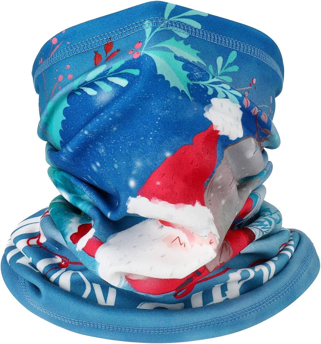 3 UV Face Mask Headwear Fishing Boat Gator Bandana Scarf Neck Seamless Covering