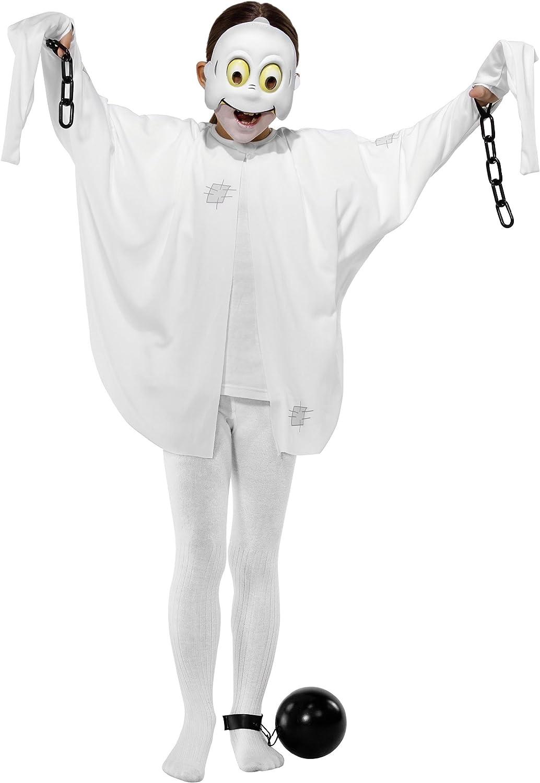César - Disfraz de fantasma para niño, talla 7 años (G922-001 ...