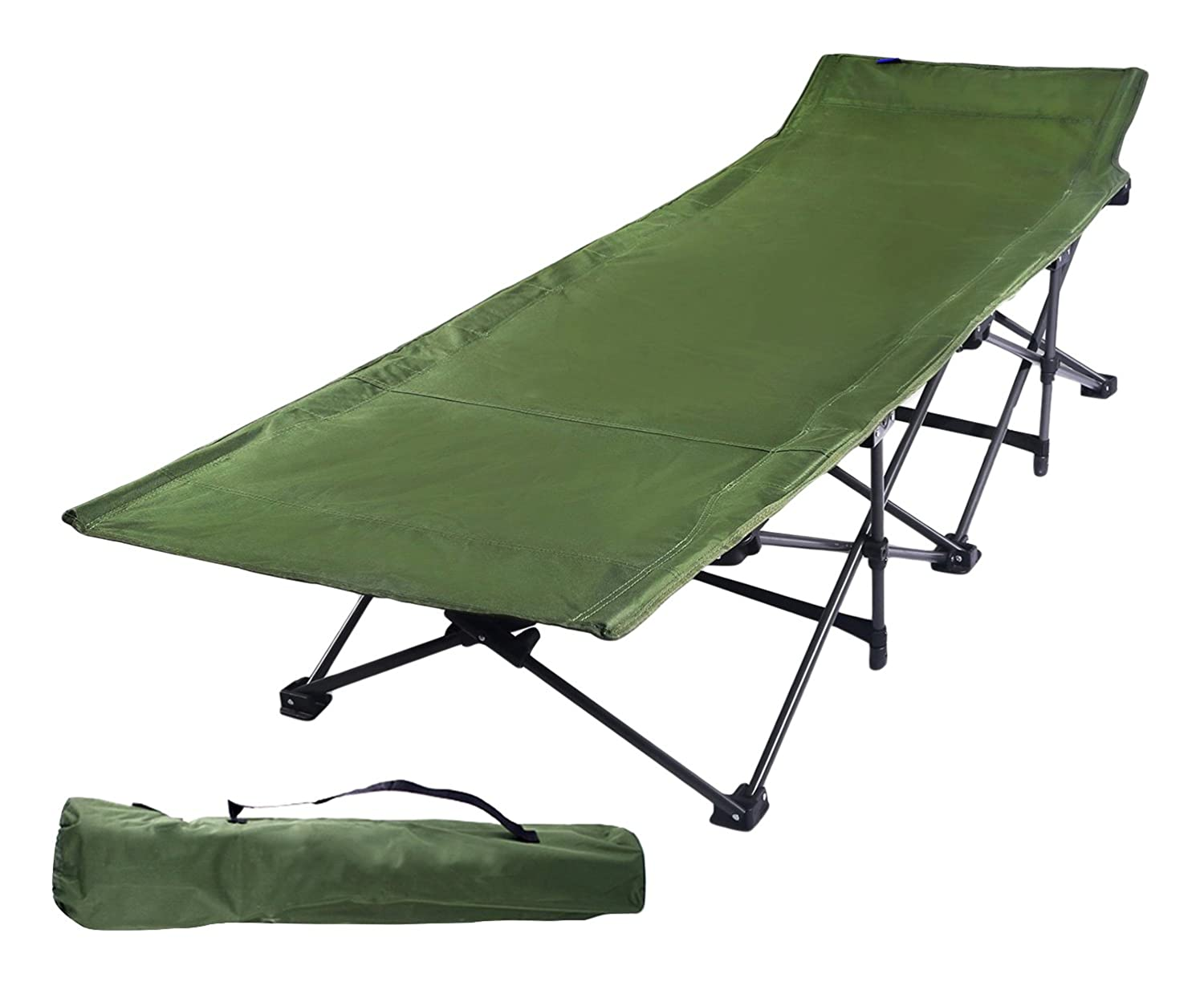 Best camping cot: REDCAMP Camping Cot Review