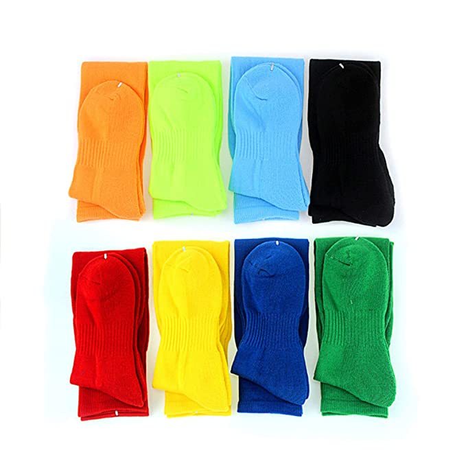 Daesar Calcetines Futbol Hombre Calcetines Hombre Calcetines Deporte Transpirables Calcetines Deportivos Ciclismo Calcetines Adult Calcetines 8