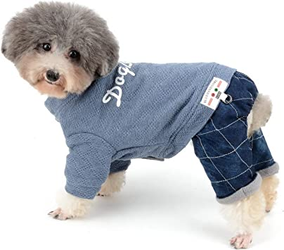 Zunea - Traje de chándal para Perro pequeño, para Invierno, cálido ...