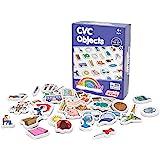 Junior Learning Rainbow CVC Objects