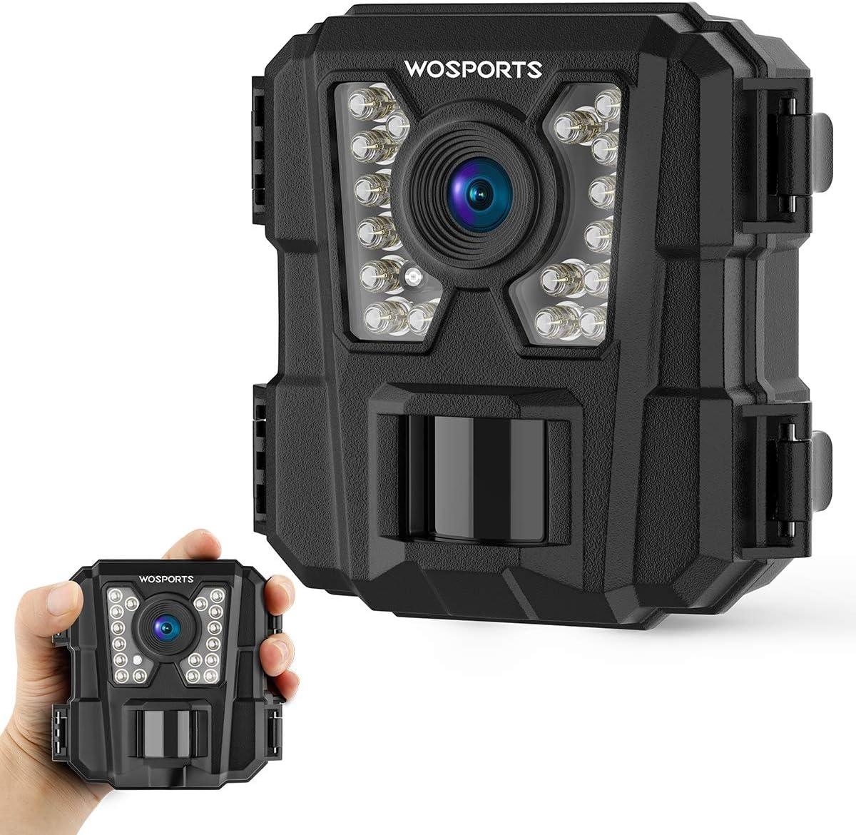 WOSPORTS Portable Mini Trail Camera