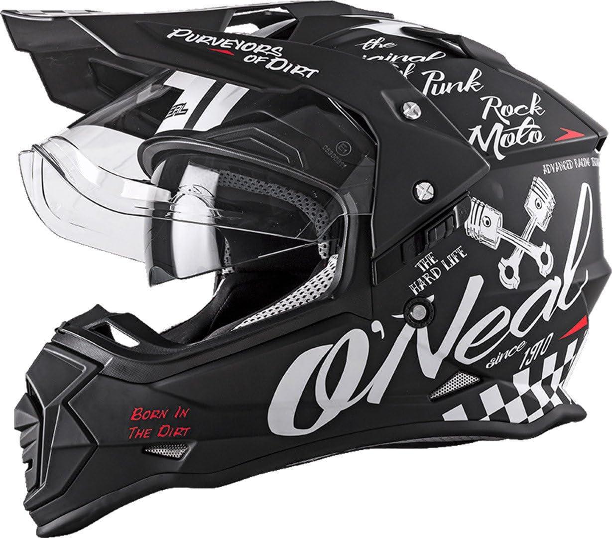 Oneal Sierra II Torment Dual Sport Helmet