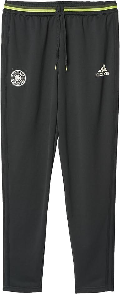 acoplador Elemental Dificil  Amazon.com : adidas Mens UEFA Euro 2016 Germany Football Training Pants - S  : Clothing