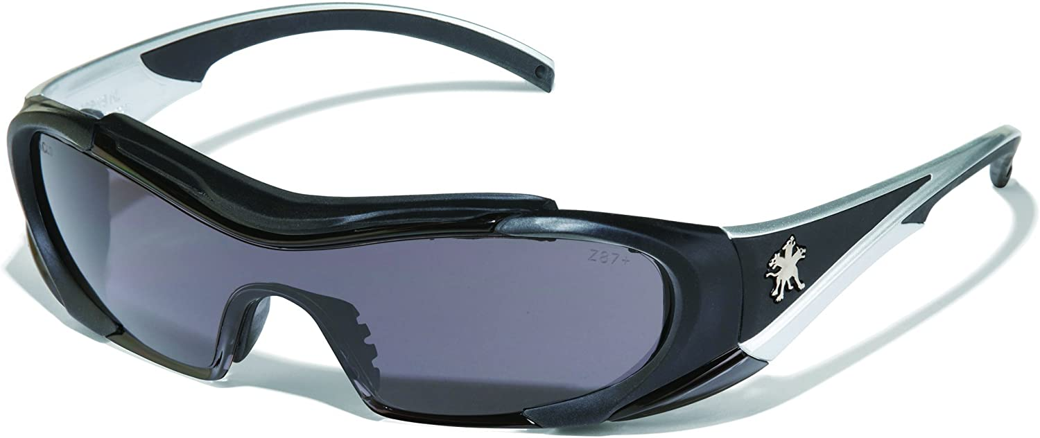 Indoor//Outdoor Anti-Fog, MCR SAFETY HL119AF Hellion Safety Glasses