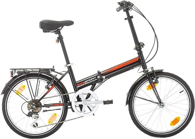 Bikesport FOLDING Bicicleta plegable ruedas de 20