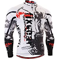 Fixgear Hombre Ciclismo Maillots Cyclewear Bicycle Bike Shirt