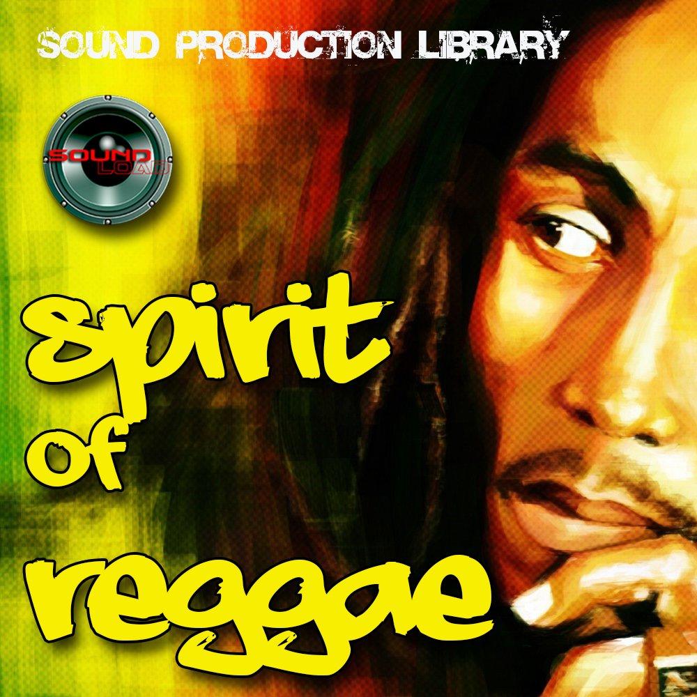 REGGAE Spirit - HUGE UNIQUE original Multi-Layer Studio WAV Samples Library DVD or for download